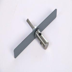 Адаптер для ледобура 18 мм., 19 мм., 22 мм., РАПАЛА с планкой