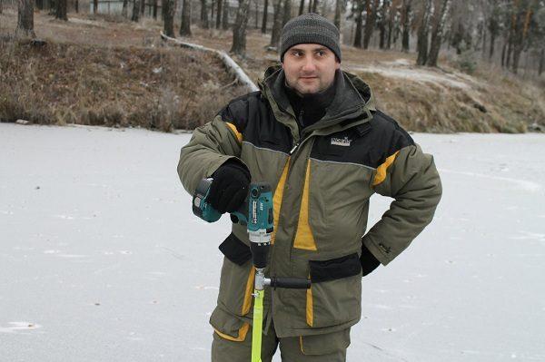 Адаптеры для ледобуров РАПАЛА, 15 мм.(НЕРО), 18мм., 19 мм., 20 мм., 22 мм. с ручкой под шуруповерт